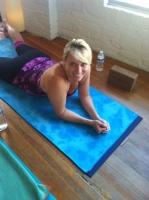Yoga at Urban Flow in San Franciso