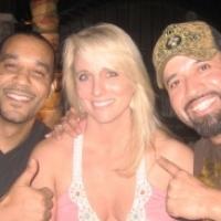 Orlando, Teri and Jorge